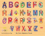 Learner's Play Puzzles Learner's Play Cute Alphabet Puzzle