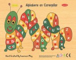Learner's Play Puzzles Learner's Play Alphabet Upper & Lowercase Caterpillar
