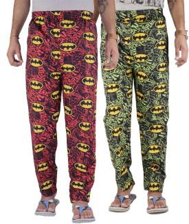 American-Elm Men's Printed Pyjama Pack Of 2 - PYJEA7G8VRKXPBKX