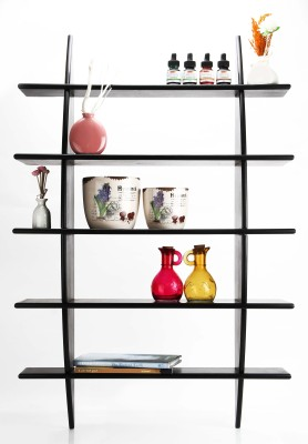 SAJJA CRAFT 5 SHELF RACK