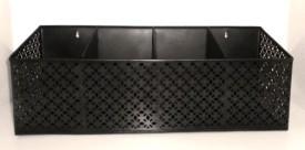 ShellysTrends Iron Wall Shelf