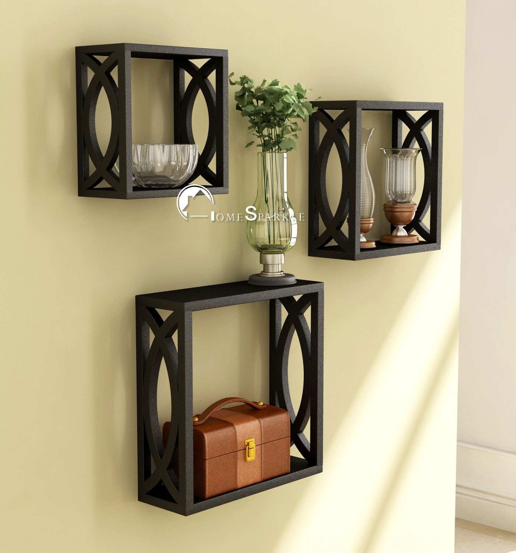 Buy online Wooden Wall Shelves at Flipkart.com
