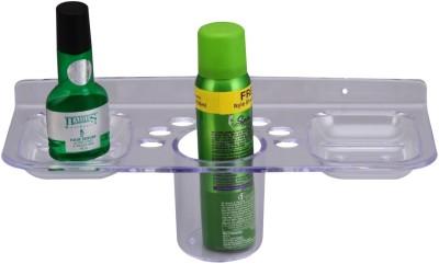 Designo Plastic Wall Shelf