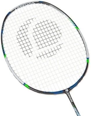 Artengo BR 900 V Lite G4 Strung Badminton Racquet (Green, Weight - 87 g)