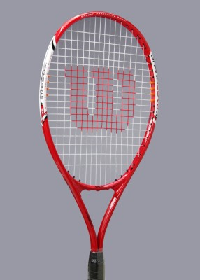 Wilson Grand Slam 4 3/8 Strung Tennis Racquet (Weight - 271)