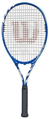 Wilson Grand Slam G4 Strung Tennis Racquet (Blue, Weight - 270 g)