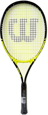 Wilson Energy XL 3 Tennis Racquet 3.875 Tennis Racquet (Black, Weight - 350 g)