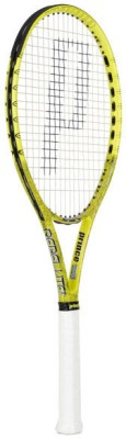 Prince Exo3 Rebel Lite 98 G3 Unstrung Tennis Racquet (Yellow, Weight - 260 G)