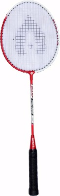 Bipan's Champ 6060 Strung Badminton Racquet (Red, Blue, Yellow, Weight - 100 g)