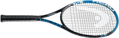 Head MX Spark Elite G3 Strung Badminton Racquet (Blue, Black, Weight - 3U)