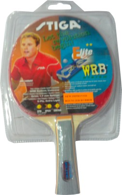 Stiga Elite Table Tennis Racquet (Weight - 74 g)