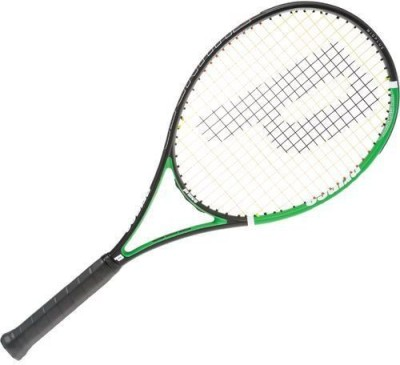 PRINCE THUNDERBEAST 4.375 Strung Tennis Racquet (Green, Black, Weight - 292 g)