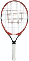 Wilson Roger Federer 23 L1 Strung Tennis Racquet (Multicolor, Weight - 204)