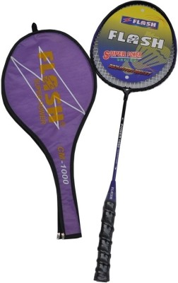 Flash New G4 Strung Badminton Racquet (Multicolor, Weight - NA)