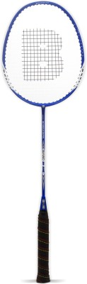 BURN BN 836 Standard Strung Badminton Racquet (Blue, Weight - 95)