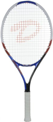 DSC Ti-Thunder G4 Strung Tennis Racquet (Multicolor, Weight - 320 g)