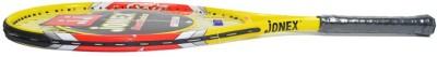 Jonex Star 25 Standards Unstrung Tennis Racquet (Yellow, Red, White, Weight - 300 g)