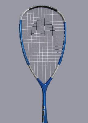 Head Liquidmetal 120 Strung Squash Racquet (Weight - 120)