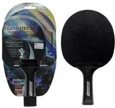 Donic Carbotech 50 Table Tennis Racquet (Weight - 88 g)