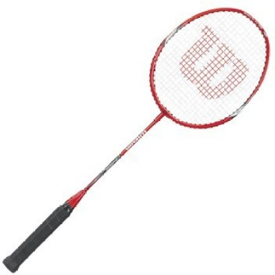Wilson Zone 50 L1 Strung Badminton Racquet (Multicolor, Weight - 95 g)