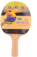 Infinite Dynamic G4 Table Tennis Racquet (Multicolor, Weight - 350)