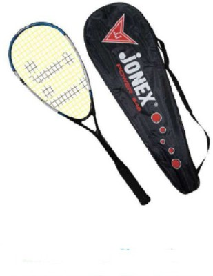 JJ JONEX HIGH QUALITY 646 Strung Squash Racquet (Multicolor, Weight - 250 g)