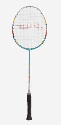 Li-Ning G-FORCE Lite 3000i G2 Strung Badminton Racquet (Multicolor, Weight - 82 g)