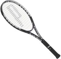 Prince Exo3 Black Team 100 G3 Strung Tennis Racquet (Black, Weight - 280)