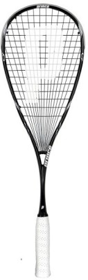 Prince Team Blk Original 800 G4 Unstrung Squash Racquet (Black, Weight - 136 g)