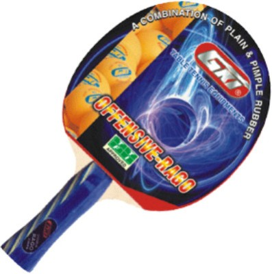 GKI Offensive Rago Table Tennis Racquet (Weight - 95 g)