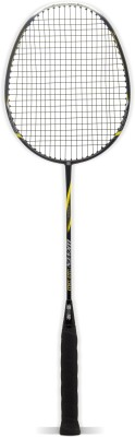 Burn BN831 Standard Strung Badminton Racquet (Black, Weight - 95 g)