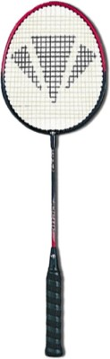 Carlton Speed 97 Ti G4 Strung Badminton Racquet (Red, Black, Weight - 92 g)
