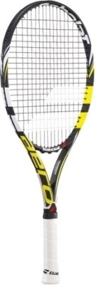 Babolat Aeropro Drive Junior 26 GT 2013 Strung - Grip 1 Tennis Racquet (Yellow, Black)
