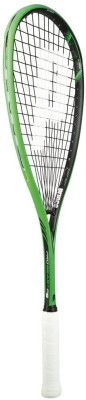 PRINCE TeXtreme Pro Beast PowerBite 750 G0 Strung Squash Racquet (Green, Weight - 126 g)