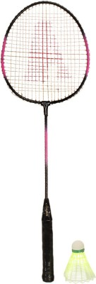 AS Smash (1.50#) G4 Strong Badminton Racquet (Multicolor, Weight - 350 g)