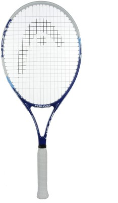 Head Titanium 3000 G3 Strung Tennis Racquet (Multicolor, Weight - 306 g)