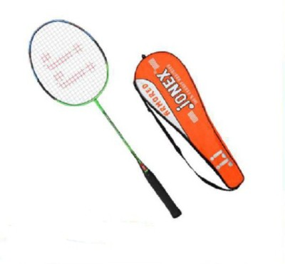 JJ JONEX SUPERIOR QUALITY ARMORTEC G4 Strung Badminton Racquet (Multicolor, Weight - 95 g)