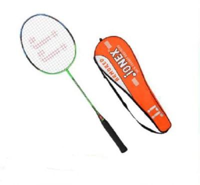 JJ JONEX SUPERIOR QUALITY ARMORTEC G4 Strung Badminton Racquet (Multicolor, Weight - 95 g)