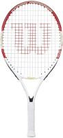 Wilson Roger Federer 23 L1 Strung Tennis Racquet (Multicolor, Weight - 205)