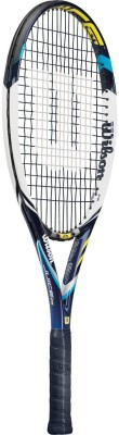 Wilson Juice 25 L1 Strung Tennis Racquet (Multicolor, Weight - 229 g)