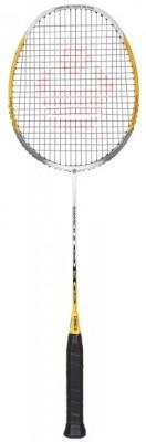 Cosco Nanotec Nt35 G4 Strung Badminton Racquet (Yellow, Weight - 2U)