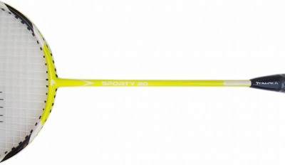 Thwack Sporty 20 G1 Strung Badminton Racquet (Yellow, Weight - 88 g)