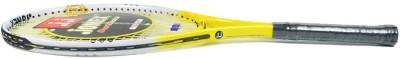 Jonex Pro 646 Standards Unstrung Tennis Racquet (White, Yellow, Weight - 250 g)