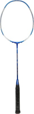 Ashaway Dynamic 130 G2 Unstrung Badminton Racquet (Blue, Weight - 85 g)