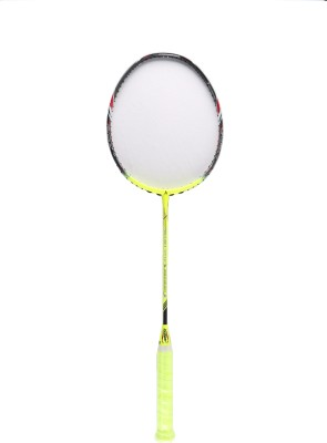 ASHAWAY PHANTOM X-SPEED G2 Badminton Racquet (Green, Black, Weight - 86 g)