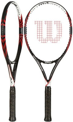 WILSON SURGEBLX 4.375 Strung Tennis Racquet (Multicolor, Weight - 240 g)