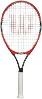 Wilson Roger Federer 26 L1 Strung Tennis Racquet (Multicolor, Weight - 290)