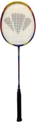 Carlton Tornado Standard Strung Badminton Racquet (Multicolor, Weight - 4U)