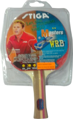 Stiga Masters Table Tennis Racquet (Weight - 88 g)