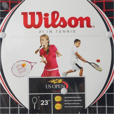 Wilson US Open 23 L1 Strung Tennis Racquet (Multicolor, Weight - 200 g)